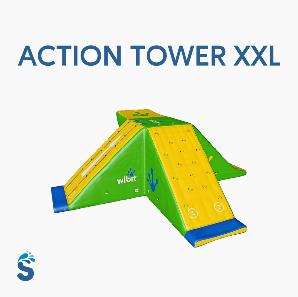 Splash   Action Tower XXL